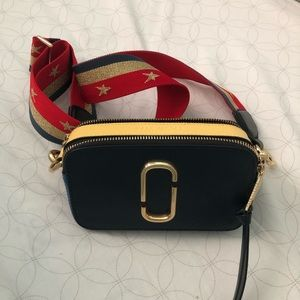 Marc Jacobs Snapshot camera bag like new